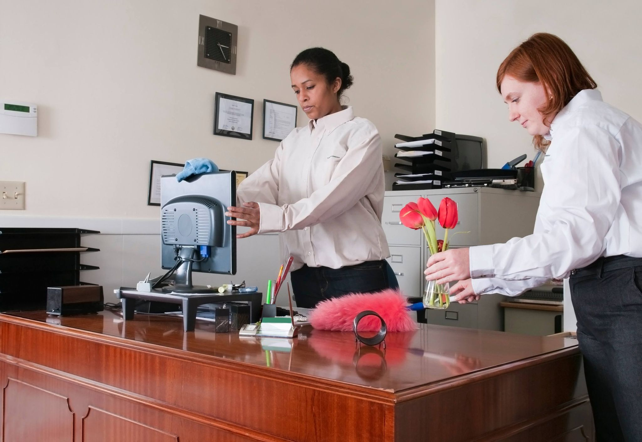 Office Cleaning Service - American Maids of Jacksonville