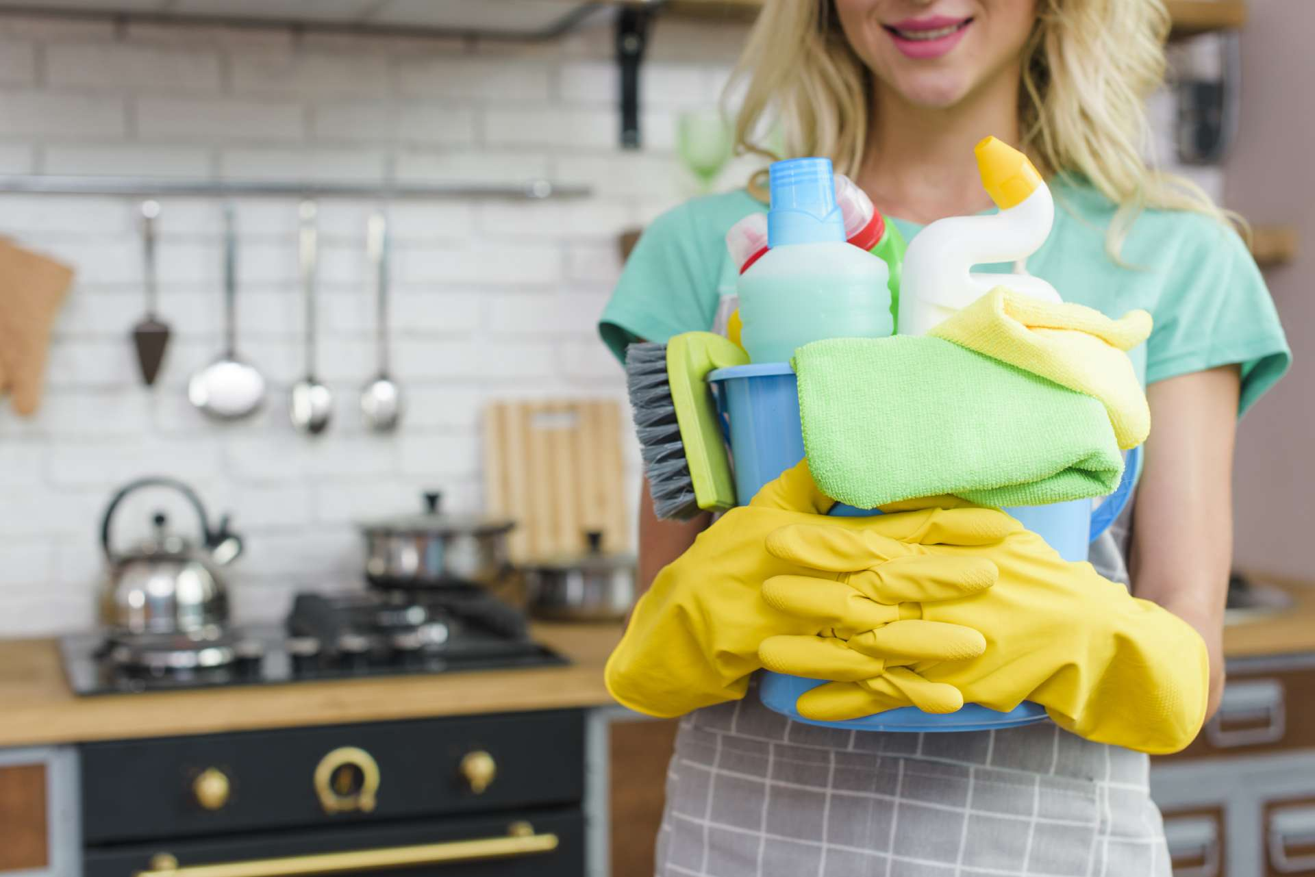 Deep House Cleaning Service